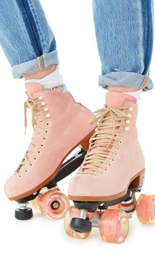 Rollers ou patins à roulettes