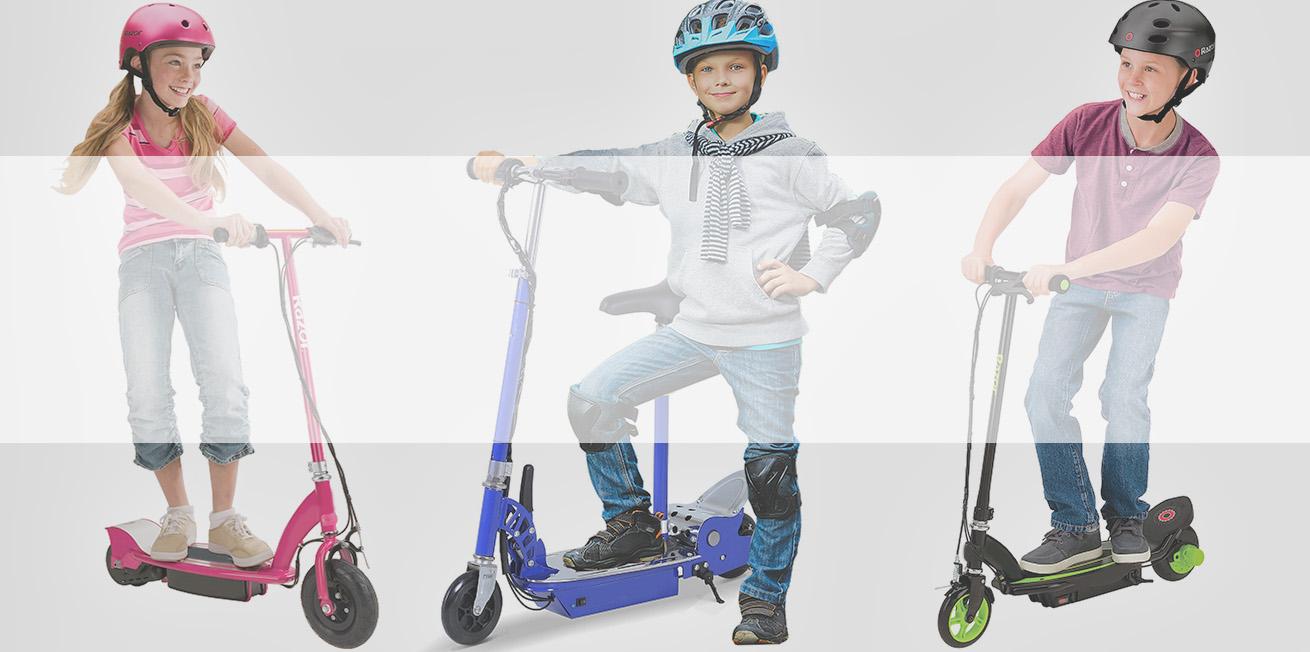 Trottinette pour enfants 2